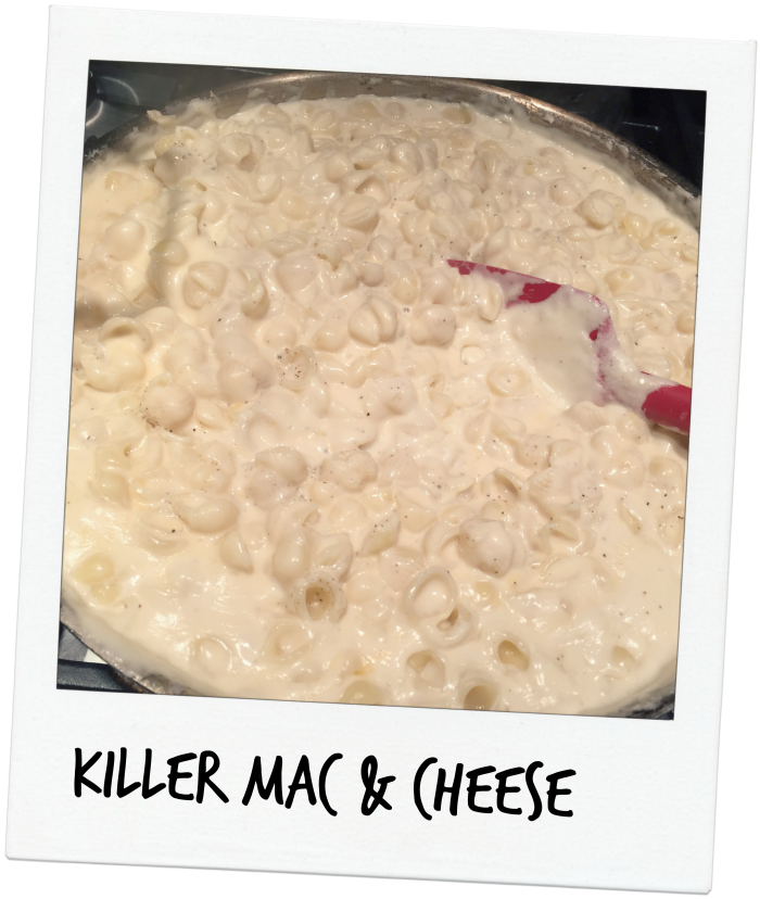 Killer Mac & Cheese