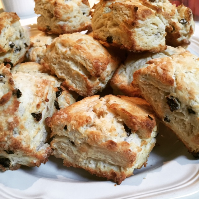Scones for the win!
